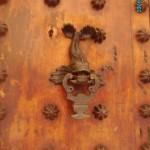 door cross spanish & carribean style