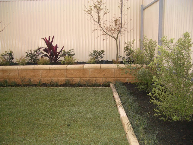 Garden edging gold coast greenmillenium landscapes for Garden design ideas gold coast