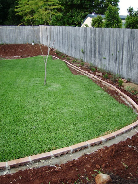 Garden Edging Gold Coast Greenmillenium Landscapes