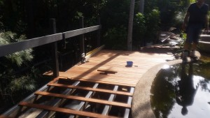 Decking Greenmillenium Landscapes Currumbin #1